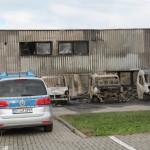 Kripo ermittelt nach Brand in Kölleda mit 350.000€ Schaden