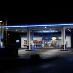 Mehrfacher Diebstahl durch Magdeburger Fußballfans in einer Tankstelle in Gera