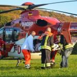 Einsatz für Christoph 60 - unterwegs mit der DRF Luftrettung