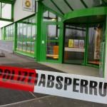 Erneuter Einbruchsversuch in Globus Hermsdorf wegen Geldautomaten