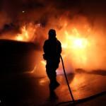 Zwei Fahrzeuge in Heiligenstadt durch Brand zerstört