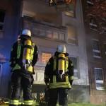 Sechs Personen bei Küchenbrand in Heiligenstadt verletzt