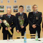 Jahreshauptversammlung der Freiwilligen Feuerwehren Berlstedt und Hottelstedt für das Jahr 2014