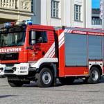 TLF 3000 ALPAS für die Freiwillige Feuerwehr Sonneberg