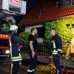 Küche in Meiningen ausgebrannt