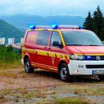 Feuerwehr Suhl stellt neuen ELW 1 in Dienst