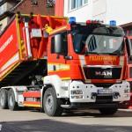 Neuer Wechsellader für die Freiwillige Feuerwehr Arnstadt