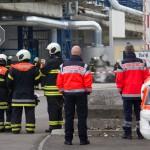 Vermutlich Schwelbrand in einer Filteranlage in Erfurt