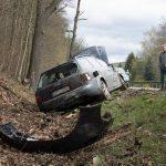 24-Jährige nach Unfall im Südkreis schwer verletzt und stationär aufgenommen