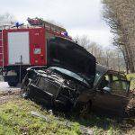Unangepasste Geschwindigkeit führte zu Unfall zwischen Kranichfeld und Tannroda