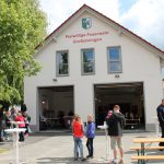 1. Tag der offenen Tür bei der Freiwilligen Feuerwehr Großobringen