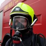 Dräger HPS 7000 PRO - Feuerwehrhelm