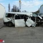 Vier Schwerverletzte bei Unfall auf A 9 zwischen Dittersdorf und Triptis