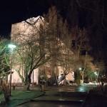 Sturmtief Niklas: Dach von Grundschule in Weimar-West weggeweht