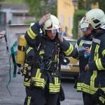 Dachstuhlbrand in Weimarer Wohnhaus durch technischen Defekt ausgelöst