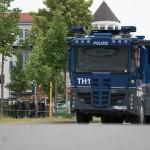 1.800 Menschen protestieren gegen rechtsextremen Aufmarsch in Jena