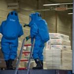200 Liter Aceton im Gewerbegebiet U.N.O. ausgelaufen