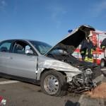 Vollsperrung der Autobahn 4 nach schwerem Verkehrsunfall bei Mellingen