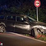 Alkoholfahrt endet mit Unfall auf der Bundesstraße bei Bad Berka