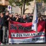 Großaufgebot an Polizei sichert Demos in Jena ab