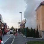 Eine verletzte Person bei Küchenbrand in Weimar