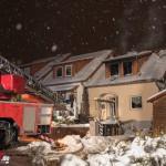 Person bei Wohnhausbrand in Oberpörlitz verletzt
