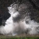 Zwei Schmetterlingsbomben mussten nahe Hottelstedt gesprengt werden