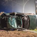 Fahrerin stirbt bei Verkehrsunfall zwischen Kösnitz und Utenbach im Weimarer Land