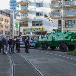 15 Polizeibeamte bei Thügida- und Gegendemos in Jena verletzt