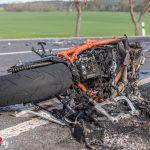 Drei Verkehrsunfälle in Thüringen mit tödlichem Ausgang