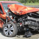 Unfall mit sechs Fahrzeugen und vier Verletzten bei Schleiz