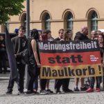 Polizeilicher Einsatz anlässlich THÜGIDA-Versammlung und  Gegenveranstaltungen in Weimar