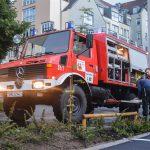 Unwetter sorgt in Suhl für zahlreiche Feuerwehreinsätze