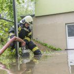 """Wassereinbruch im Kindergarten """"Waldgeister am Steintisch"""" in Blankenhain"""