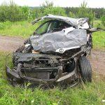 41-jährige Frau aus Erfurt bei Ilmenau nach Unfall schwer verletzt
