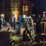 Warnmelder einer Chlorgasanlage in Blankenhain rief Feuerwehren zum Einsatz