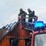 Drei Kinder bei Wohnhausbrand in Stepfershausen gerettet