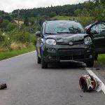 Junger Kradfahrer im Landkreis Saalfeld-Rudolstadt verletzt