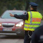 Polizeieinsatz zum SonneMondSterne-Festival in Saalburg