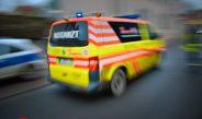 Mutti mit 2-jährigem Kind in Apolda von PKW erfasst und schwer verletzt