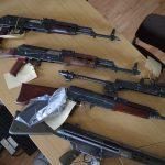 Haftbefehl erlassen: Polizei stellt in Rudolstadt illegale Schusswaffen sicher