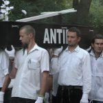 Heftiger Protest bei Thügida-Demo in Jena