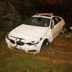 18 Verkehrsunfälle auf Thüringer Autobahnen beim gestrigen Unwetter