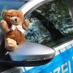 Teddy für Maya: Wohnmobil bleibt bei Suhl im Tunnel liegen