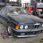 Polizei sucht Eigentümer von BMW 635csi in Ilmenau