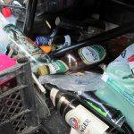 LKW-Fahrer mit 2,54 Promille in Mellingen aus dem Verkehr gezogen