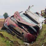 Schwerer Verkehrsunfall zwischen Stadtilm und Rudolstadt