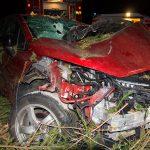 Unfall auf der B85 zwischen Blankenhain und Bad Berka