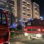75 Bewohner bei Brand eines Mehrfamilienhauses in Rudolstadt evakuiert