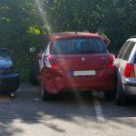 96-Jähriger rammt mehrere PKW beim Einparken in Bad Berka